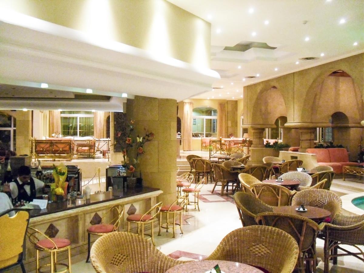 Hotel Kalithea Mare Palace (Rhodos) - Bar Kalithea